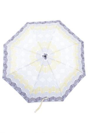 Зонт-автомат Elisabeth. Цвет: желтый