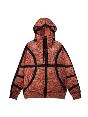 Худи Basketball FUSION. Цвет: оранжевый