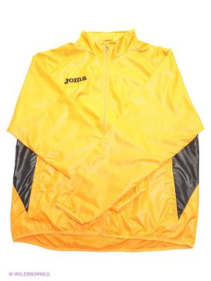Куртка ELIT Joma. Цвет: оранжевый