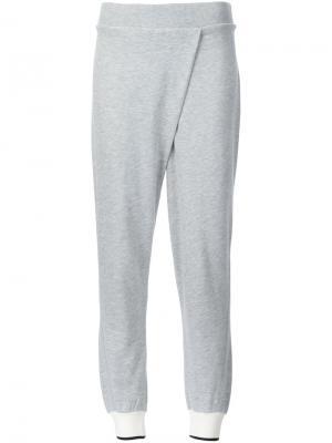 Спортивные брюки Rag & Bone. Цвет: серый