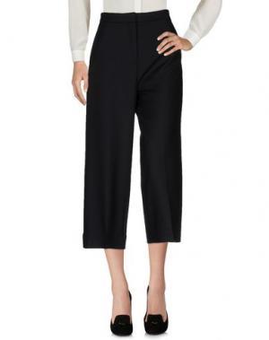 Повседневные брюки ROCHAS. Цвет: черный