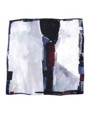 Платок UNGARO. Цвет: светло-серый