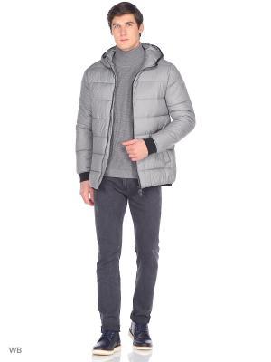 Куртка LINDBERGH. Цвет: серый