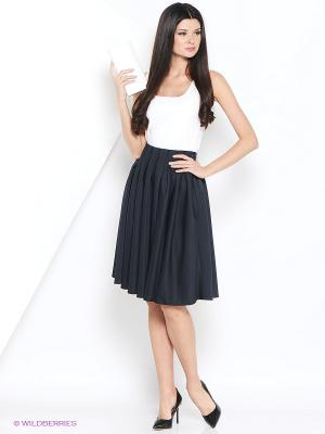 Блузка YUVITA. Цвет: белый