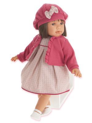 Кукла Аделина, 55 см. Antonio Juan. Цвет: розовый, бледно-розовый