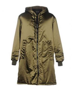 Куртка AHIRAIN. Цвет: зеленый-милитари