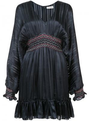 Odette dress Ulla Johnson. Цвет: синий