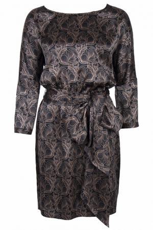 Платье Thomas Wylde. Цвет: черный