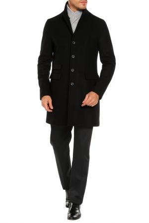Пальто GUIDE LONDON. Цвет: черный
