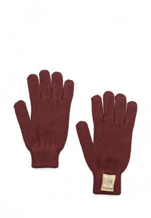 Перчатки Reebok Classics. Цвет: коричневый