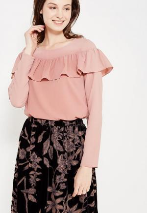 Блуза Naf. Цвет: розовый