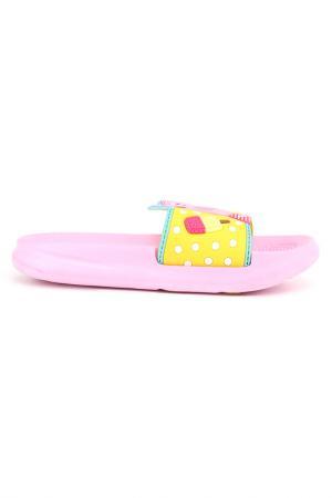 Пантолеты купальные Peppa Pig. Цвет: желтый, розовый