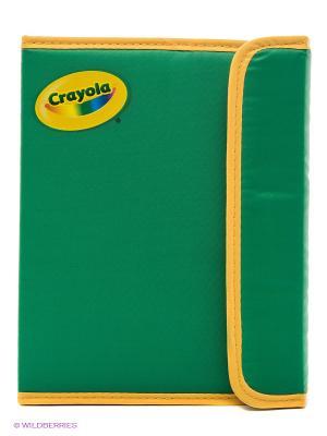 Набор для путешествий Dry Erase Crayola. Цвет: зеленый