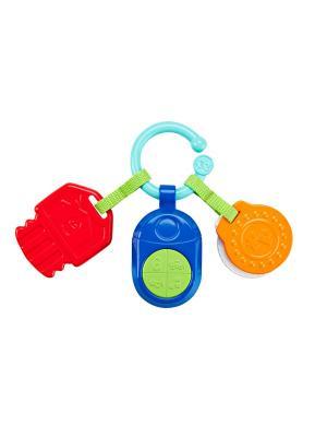 Прорезыватель Ключики FisherPrice. Цвет: синий, красный, оранжевый