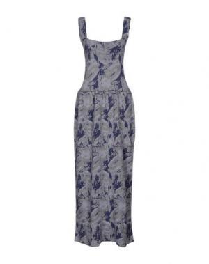 Длинное платье WETPAINT. Цвет: сиреневый