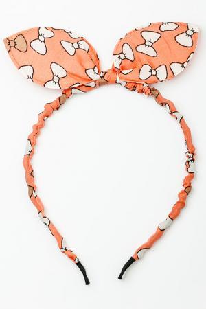 Ободок Biruza Kids. Цвет: оранжевый