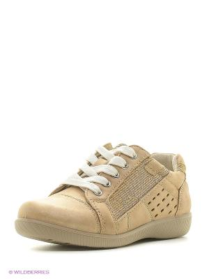 Ботинки San Marko. Цвет: золотистый