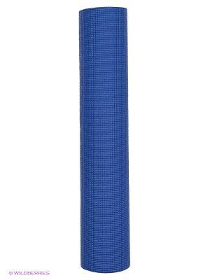 Коврик для фитнеса ЙОГАМАТ BRADEX. Цвет: голубой