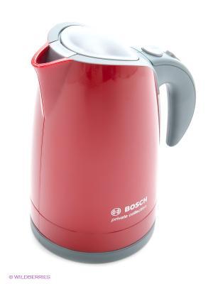 Чайник BOSCH красный KLEIN. Цвет: красный
