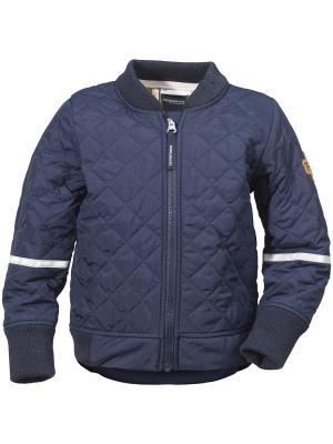 Куртка ROCKAN DIDRIKSONS. Цвет: темно-синий