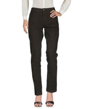 Повседневные брюки KUBERA 108. Цвет: зеленый-милитари