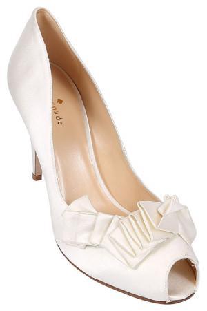 Туфли открытые KATE SPADE. Цвет: белый