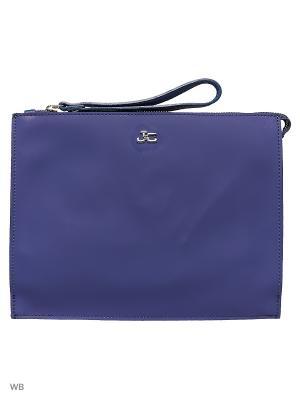 Чехол для планшета Jacky&Celine. Цвет: темно-синий