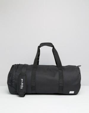 Spiral Черная сумка. Цвет: черный