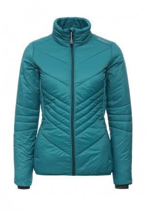 Куртка утепленная Regatta. Цвет: мятный