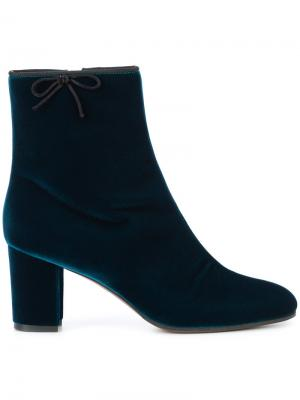 Ботинки по щиколотку LAutre Chose L'Autre. Цвет: синий