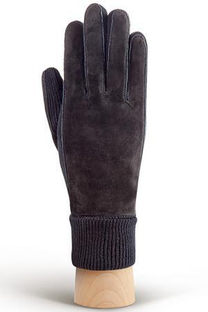 Перчатки MODO. Цвет: черный