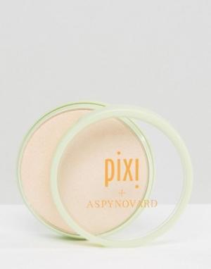 Pixi Блестящая пудра & Aspyn Ovard. Цвет: золотой