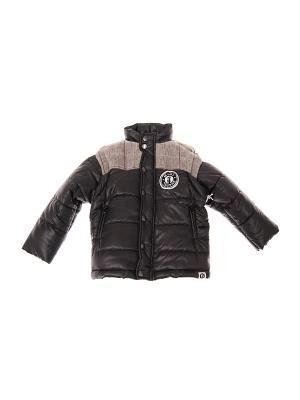 Куртка Mini Shatsu. Цвет: черный