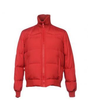 Куртка MARC BY JACOBS. Цвет: красный