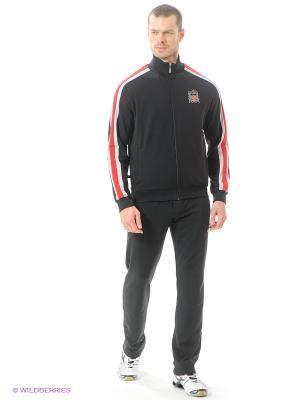Спортивный костюм RED-N-ROCK'S. Цвет: черный