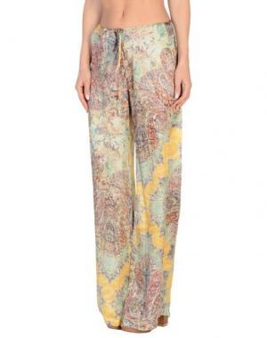 Пляжные брюки и шорты LA PERLA. Цвет: зеленый