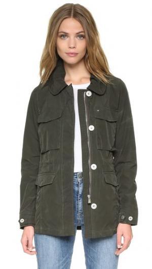 Спортивная куртка Bay Ridge Spiewak. Цвет: зеленая высота