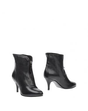 Полусапоги и высокие ботинки ROSAMUNDA. Цвет: черный