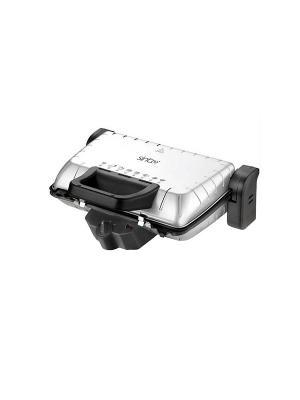 Электрогриль Sinbo SSM 2534 серебристый 1600Вт. Цвет: белый
