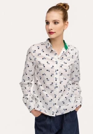 Рубашка Stimage. Цвет: белый