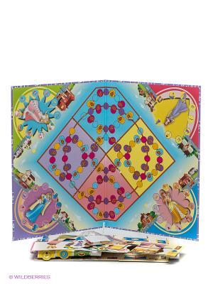 Настольная игра Школьный бал TopGame. Цвет: розовый, желтый, зеленый