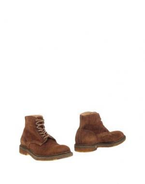 Полусапоги и высокие ботинки REGAIN. Цвет: коричневый