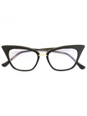 Очки Rebella Dita Eyewear. Цвет: чёрный