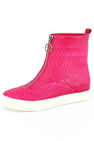 Ботинки Riccorona. Цвет: малиновый