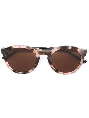 Солнцезащитные очки Zomby Thierry Lasry. Цвет: многоцветный