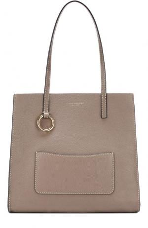 Сумка-шоппер  Bold Grind Marc Jacobs. Цвет: светло-коричневый