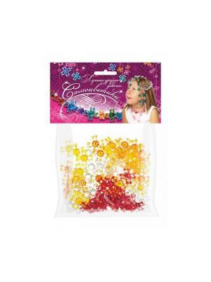 Набор для детского творчества: Самоцветики №1 БИПЛАНТ.. Цвет: желтый