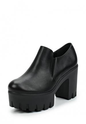 Ботильоны Fashion & Bella. Цвет: черный