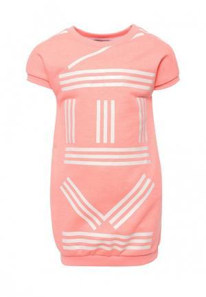 Платье Kenzo. Цвет: розовый
