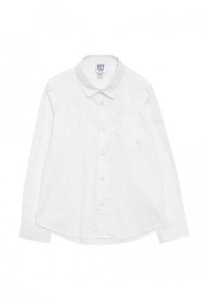 Рубашка Chicco. Цвет: белый